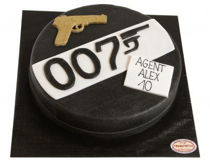 Agenten Torte