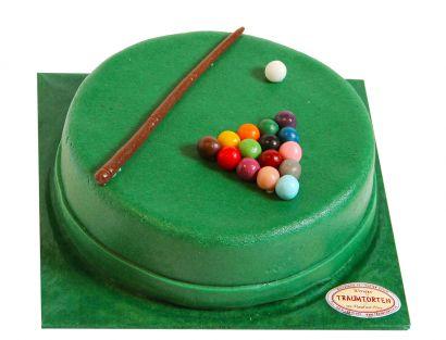 Billard Torte