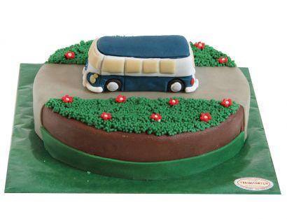 Bus Torte