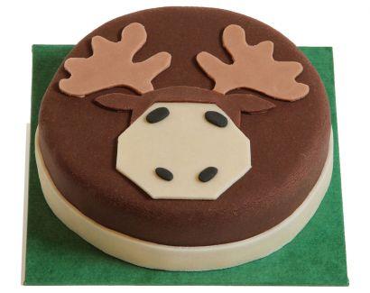 Elchkopf I Torte