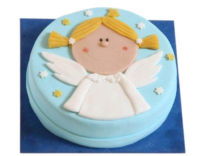 Großer Engel Torte
