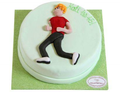 Jogger Torte