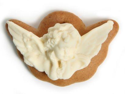 Lebkuchen - mit Engel (5 Stück)