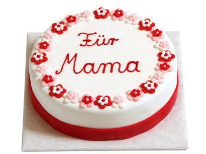 Nette Grüße Torte