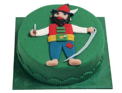 Räuber Torte
