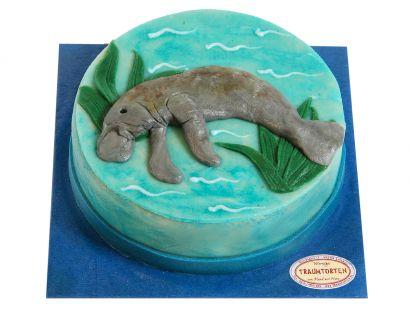Seekuh Torte