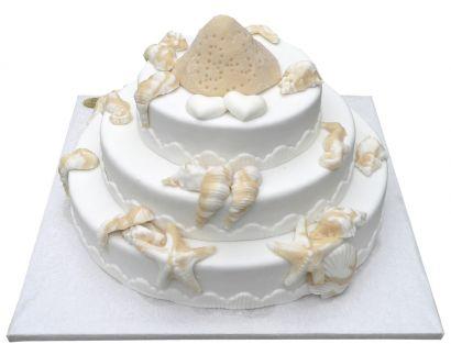 Sommertraum Torte