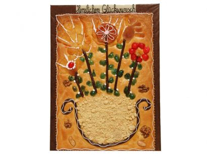 Teegebäck Blume