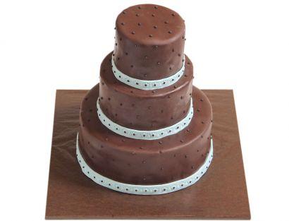 Tupfen Torte
