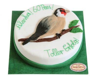Vogel Torte