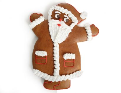 Weihnachtsmann (groß) (5 Stück)