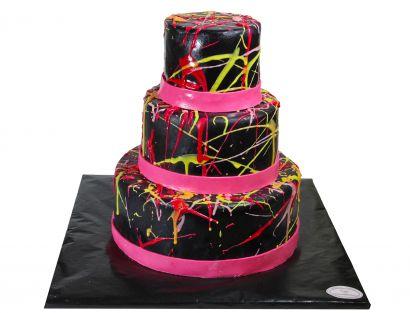 Wild Drip Cake