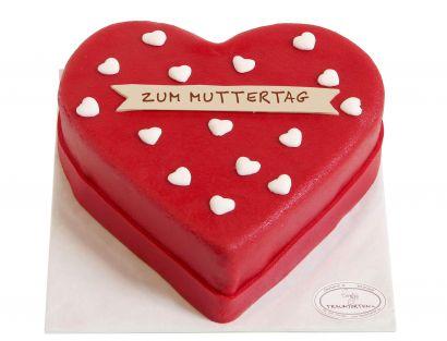 Zum Muttertag Torte